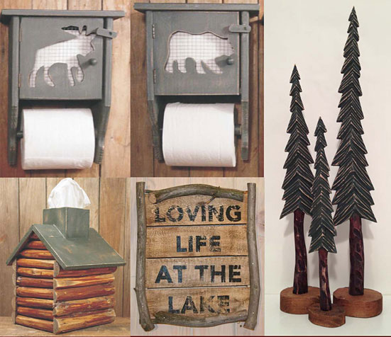 Wholesale Lodge Decor and Gifts for the Outdoorsman